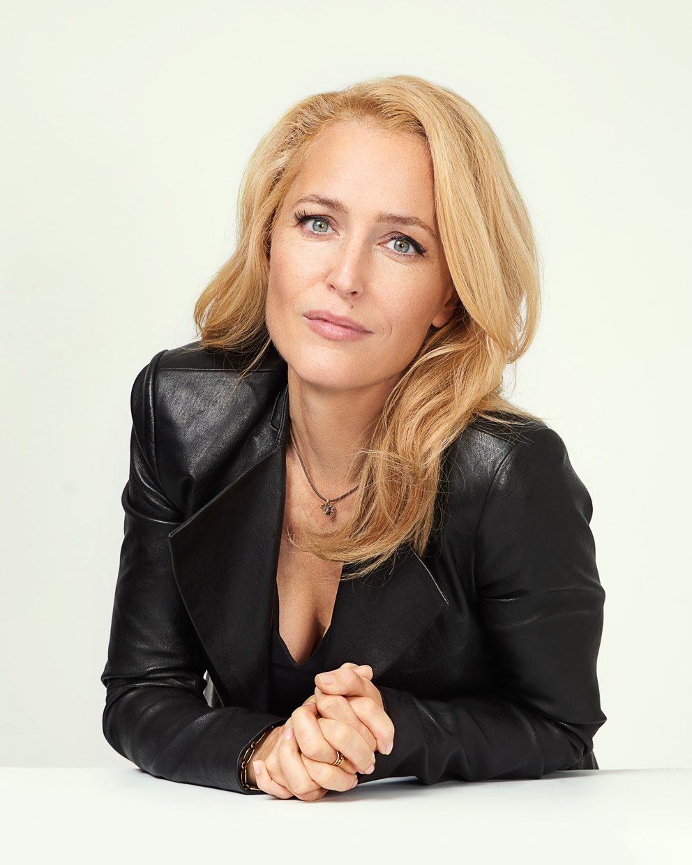Gillian Anderson, The X-Files. Vulture.