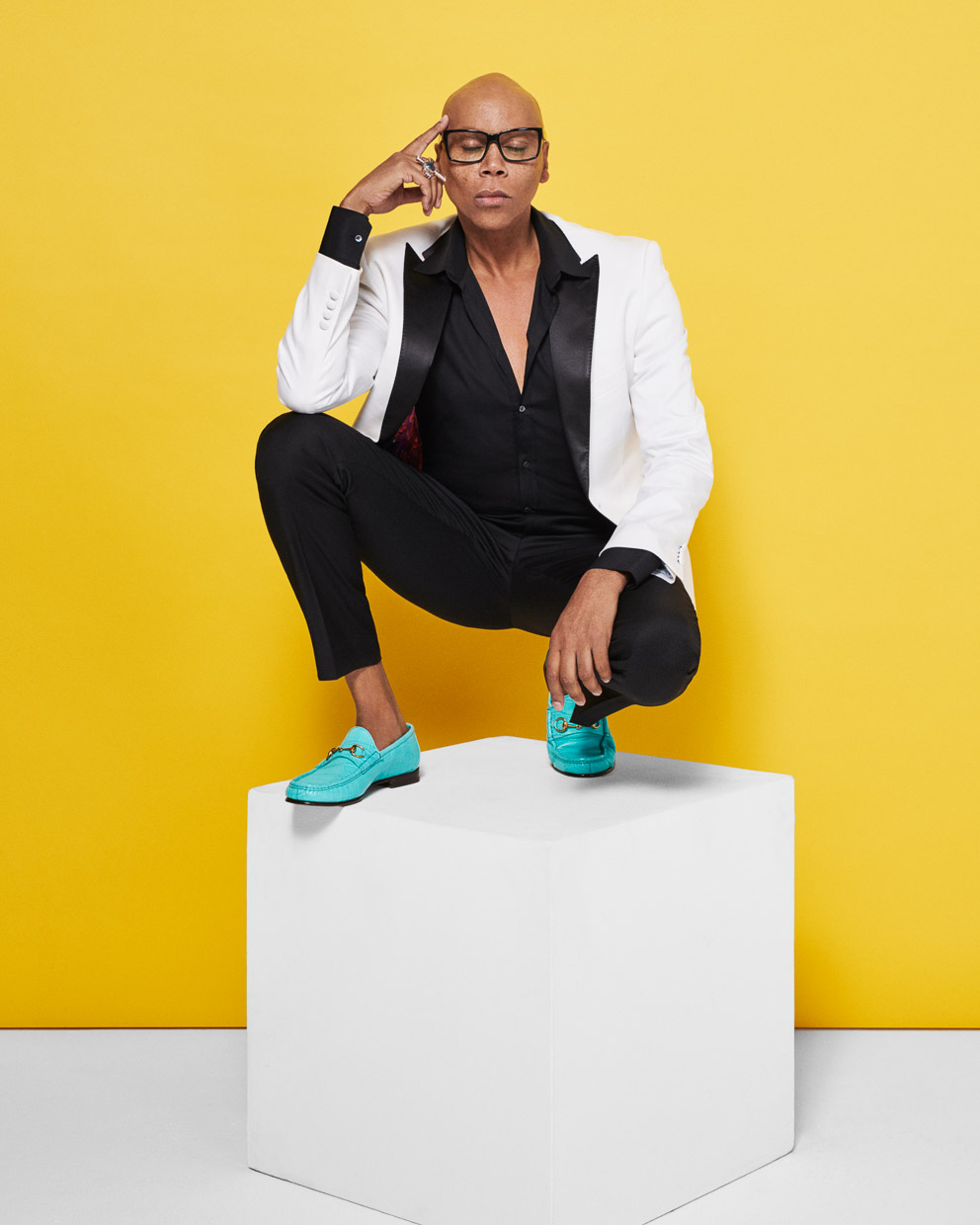 RuPaul. The Guardian Weekend Magazine.