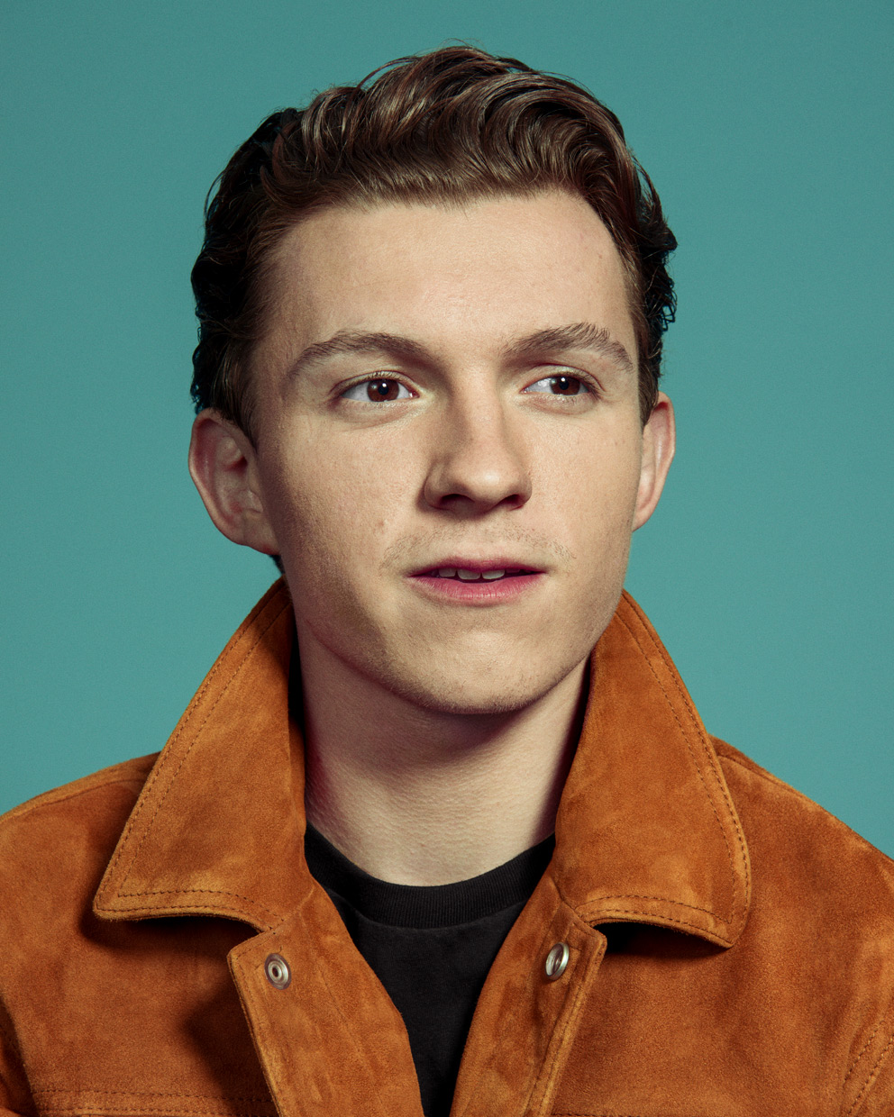 Tom Holland. People Magazine.