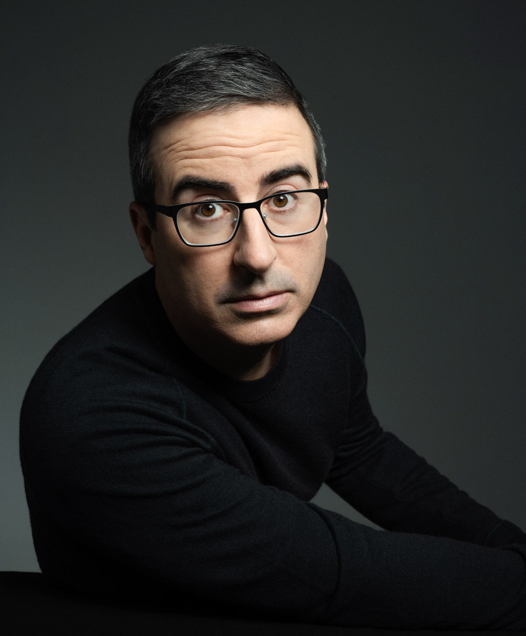John Oliver.  Paramount Pictures.