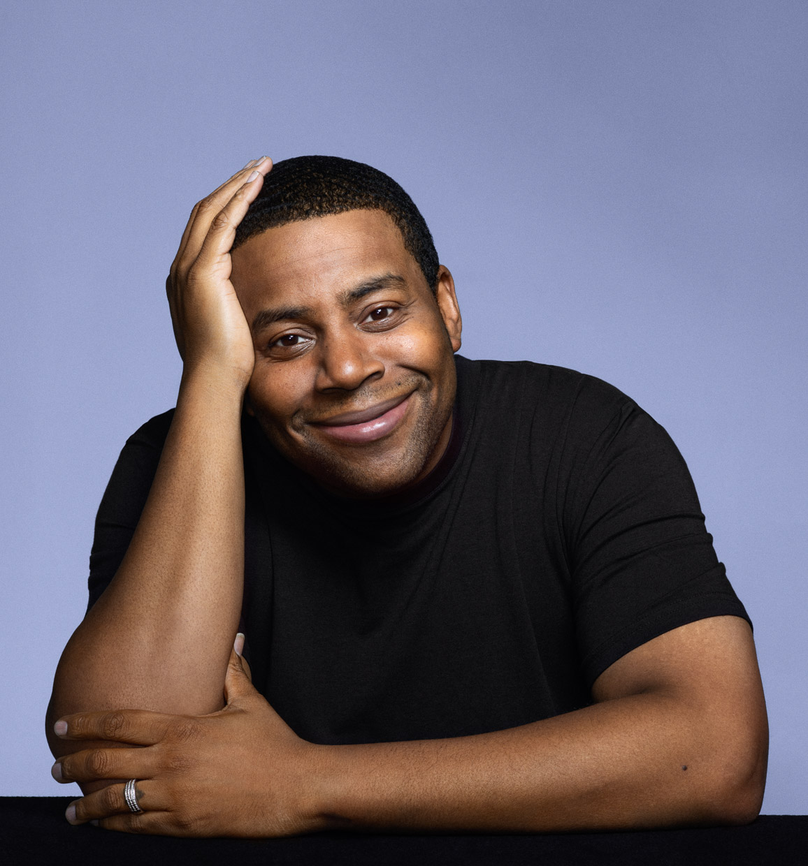 Kenan Thompson. Paramount.