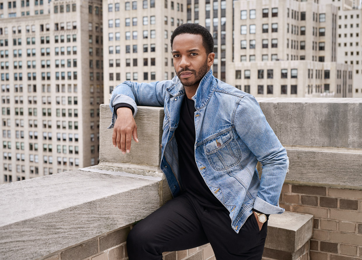 André Holland, actor. Variety Magazine.