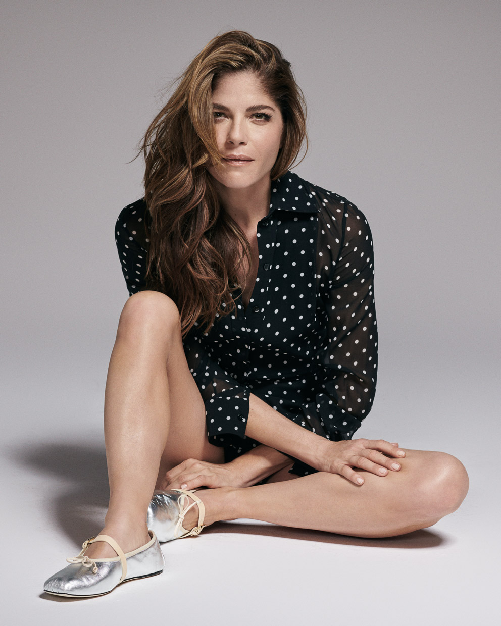 Selma Blair, actress. The Observer Magazine.