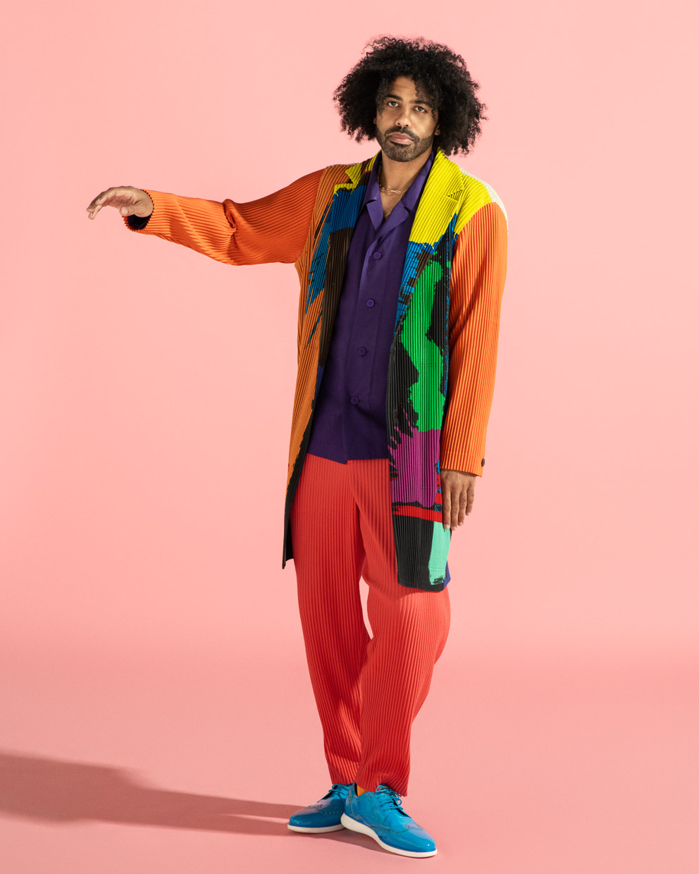 Daveed Diggs. Empire Magazine.