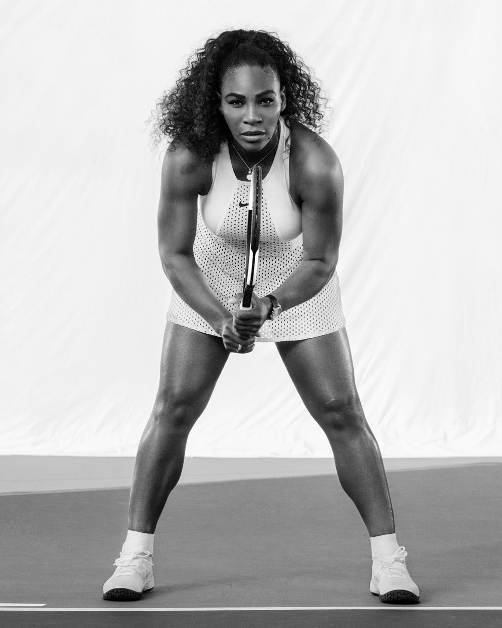 Serena Williams. Gatorade.