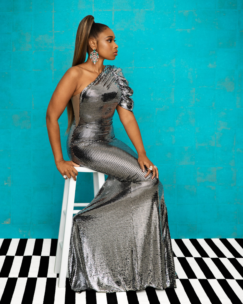 Jennifer Hudson. The Guardian.