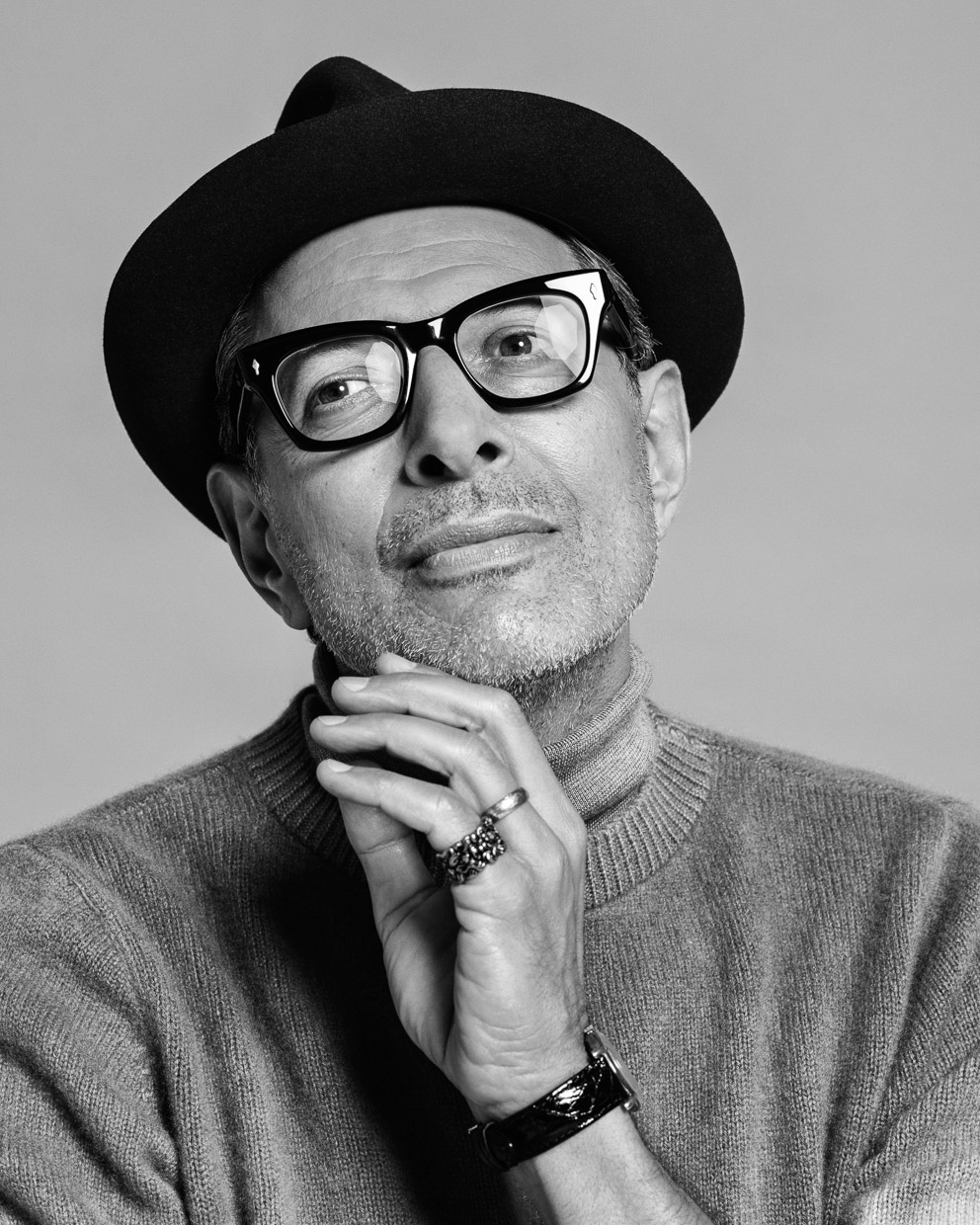 Jeff Goldblum. Shortlist.
