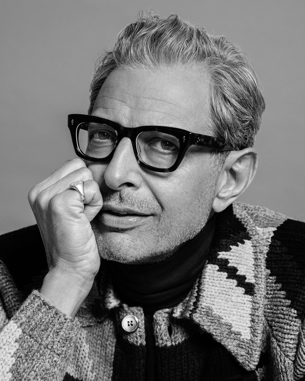 Jeff Goldblum. Shortlist Magazine.