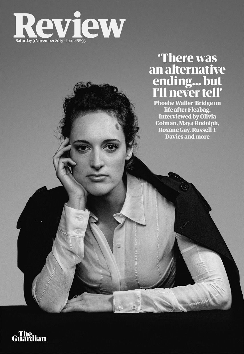 Phoebe Waller-Bridge. Review.
