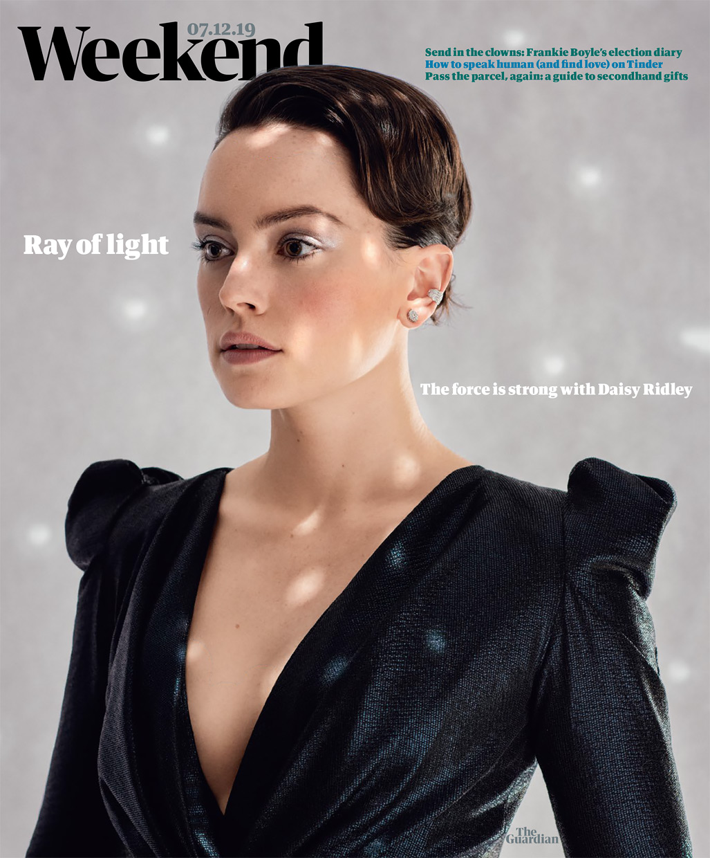 Daisy Ridley. The Guardian.